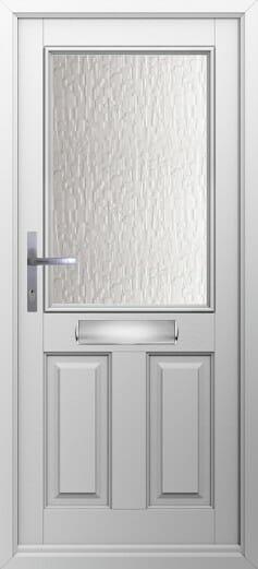 Beeston 1 Glazed Door