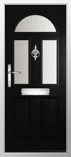 Conway 3 Glazed Door