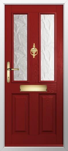 Ludlow 2 Glazed Door