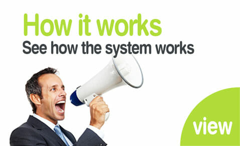 How It Works - See how the system works